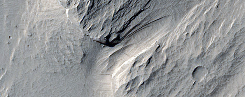 Lineated Terrain