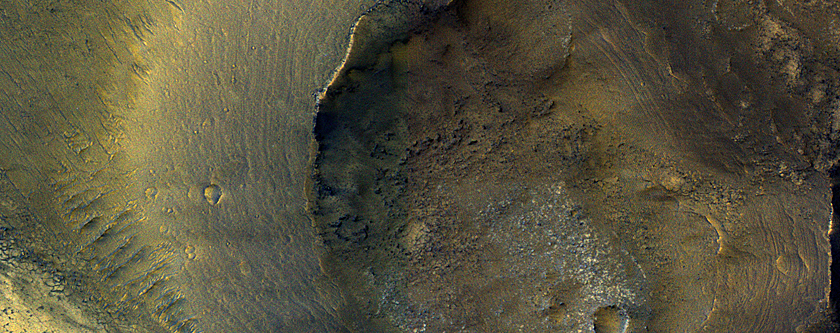 A Volcano of Mud or Lava?