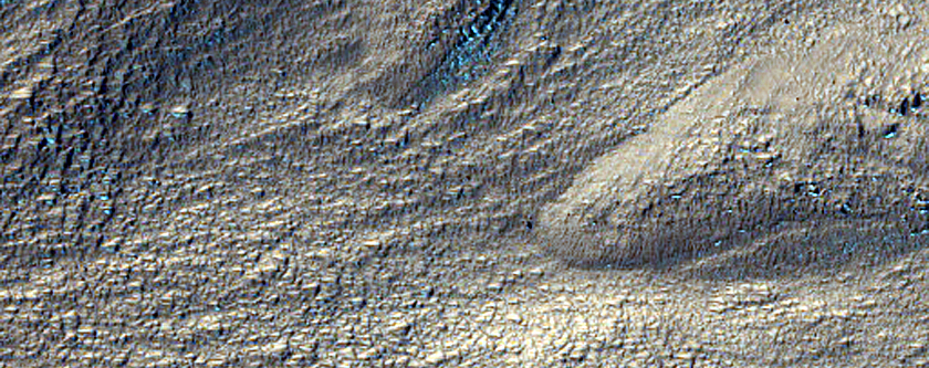 Crater Slope