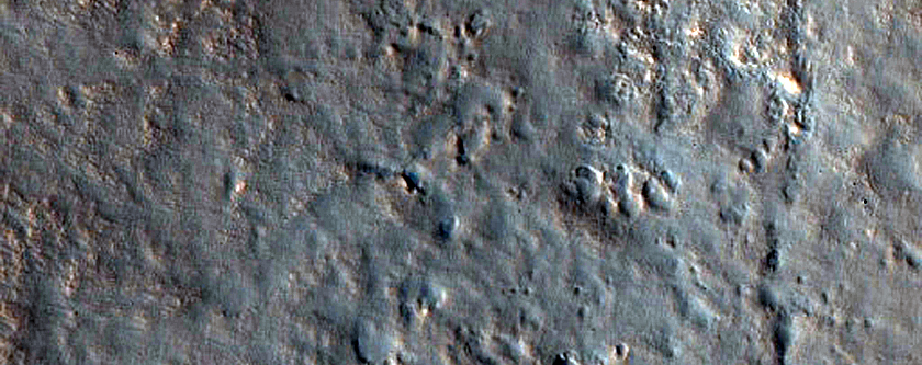 Lyot Crater Ring