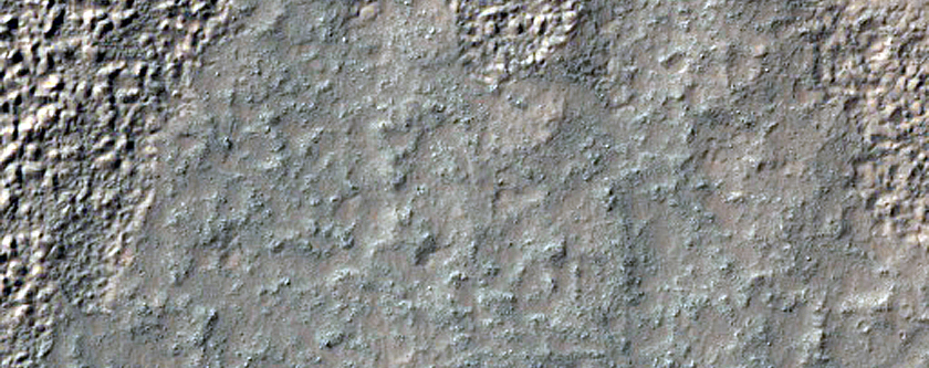 Crater Floor and Slope