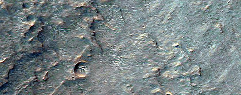 Bedrock Exposures