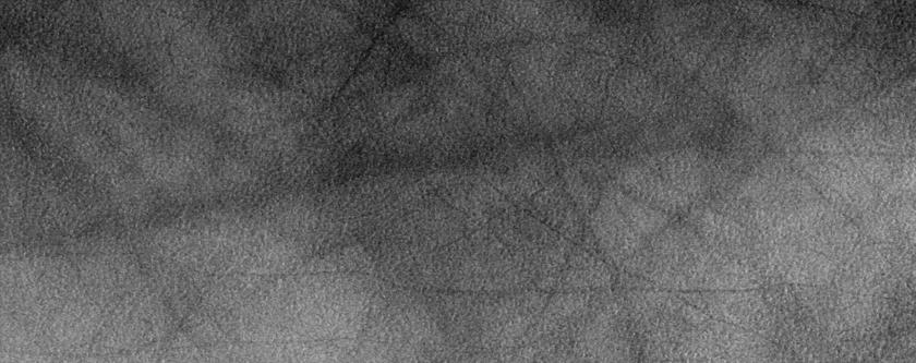 Periglacial Terrain Sample