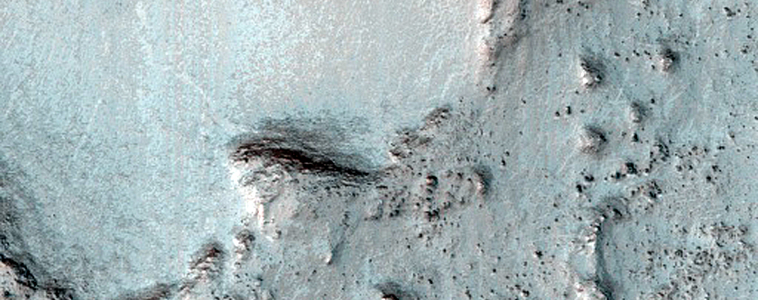 Crater Ejecta