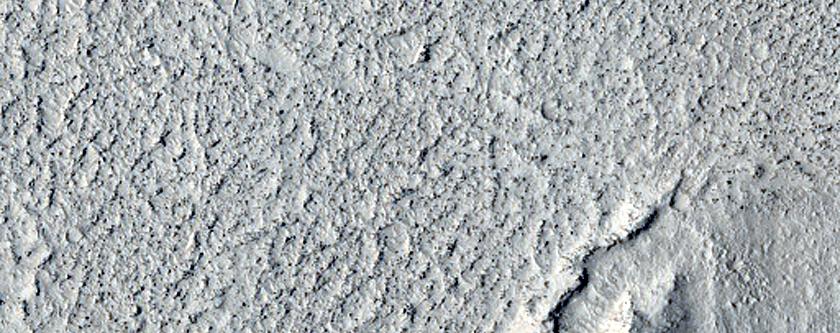 Terrain in Cerberus Region Plains