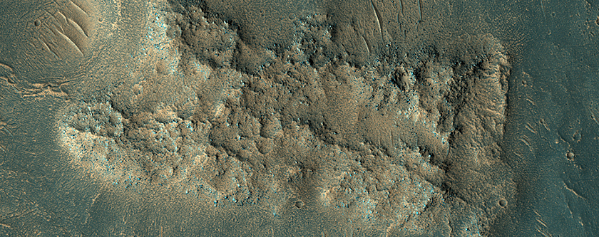 This is Not the Hydrothermal Deposit You're Looking For