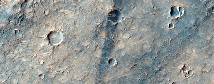Candidate Landing Site for 2020 Mission in Gusev Crater