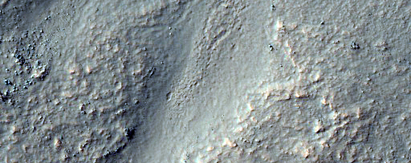 Gullies in Well-Preserved Crater