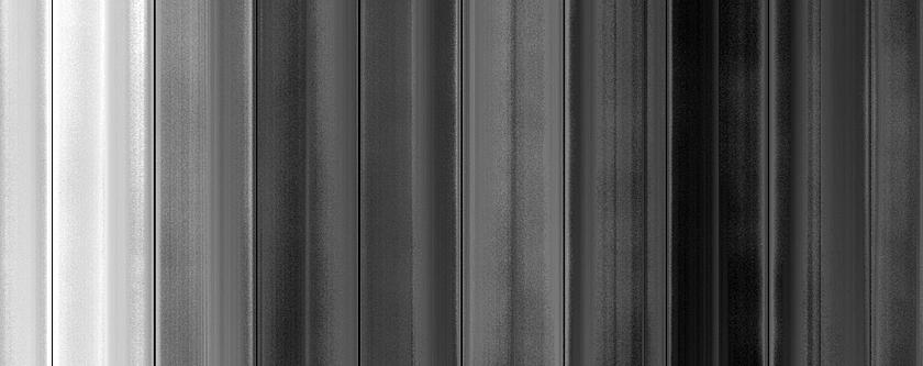 Melas Chasma Slope
