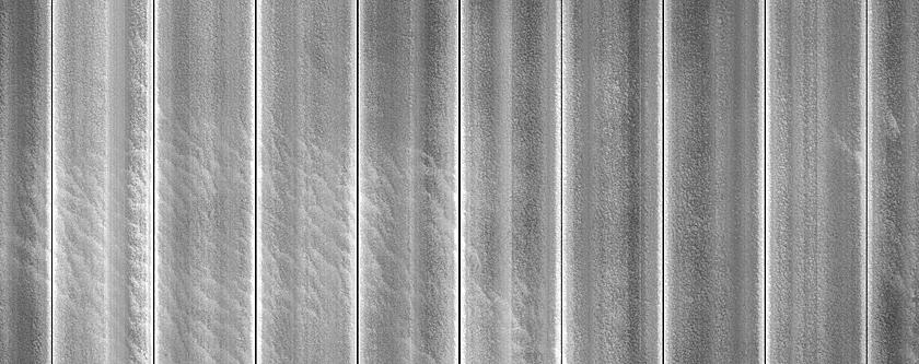 Parallel Ridges