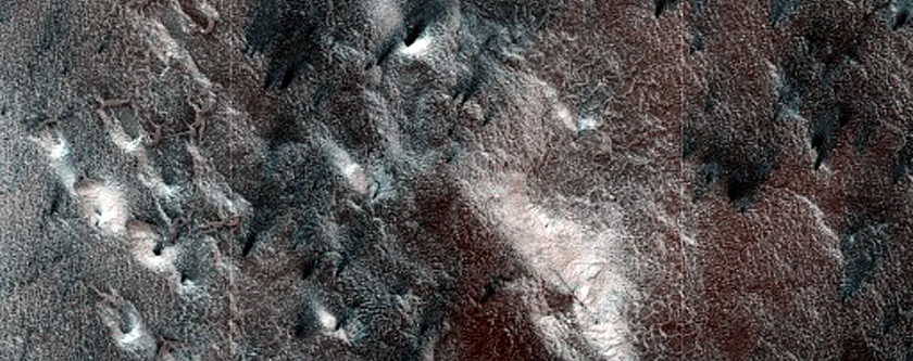 South Polar Layered Deposits