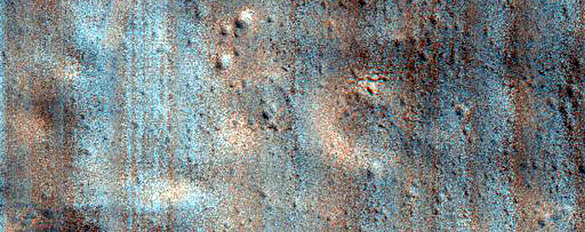 Surface Fracturing in Arabia Terra