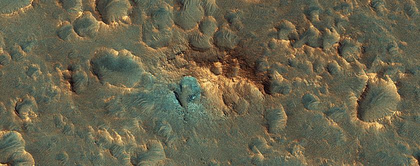 An ExoMars Landing Site (Oxia Planum)
