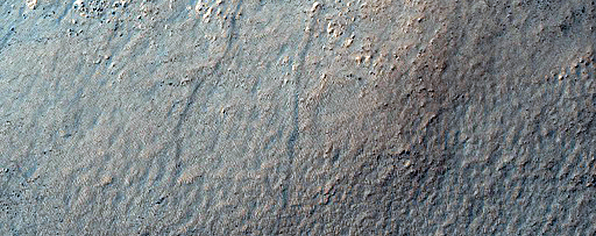 Dissected Plains in Terra Sirenum