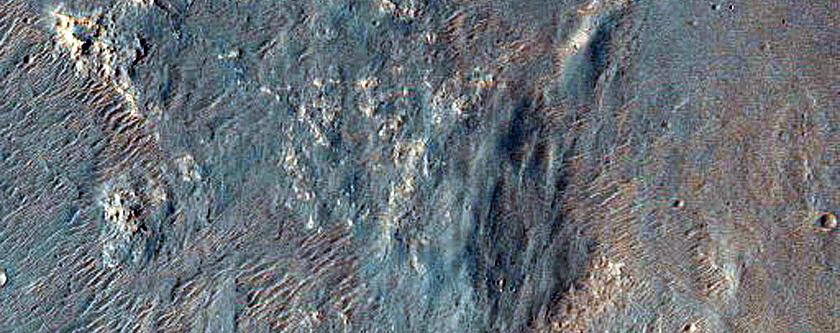 Ladon Valles