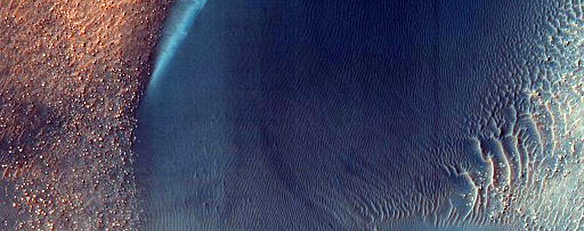 Dune Monitoring in Noachis Terra