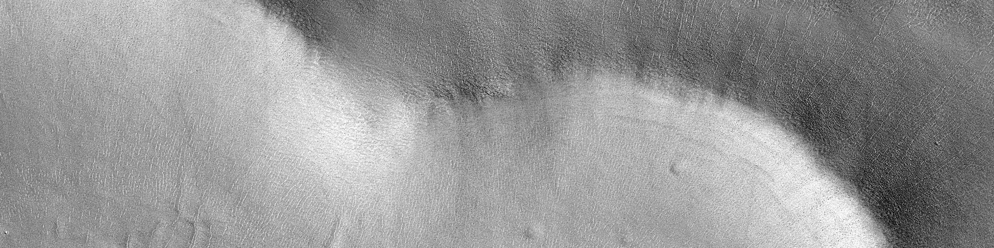 Figure 8 Craters on Mars