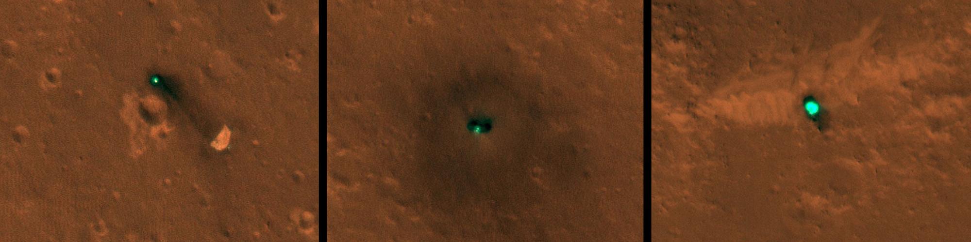 InSight Lander on Mars