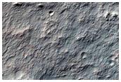 Παρακολουθώντας ρεματιές στους Λόφους της Αριάδνης (Ariadnes Colles)