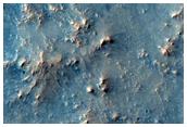 Υποψήφια περιοχή προσεδάφισης για την αποστολή Mars 2020, κοντά στον Κρατήρα Jezero