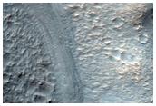 Secondaries and Flow Features of Noord Crater in Noachis Terra