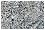 Crib yn Utopia Planitia