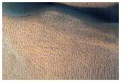 Θίνες και κορυφογραμμές στο Βύθισμα της Σκανδιναβίας (Scandia Cavi)