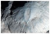 Ένας καλοδιατηρημένος μετεωρικός κρατήρας διαμέτρου ενός χιλιομέτρου.