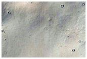 Sito di impatto formatosi tra ottobre 2008 e ottobre 2015