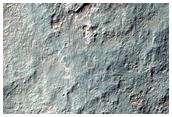 Western Flank of Uzboi Vallis