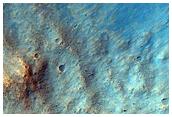 Wahoo Crater Wall
