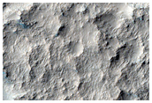 Layered Deposits on Crater Floor