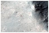 Well-Preserved 1-Kilometer Impact Crater