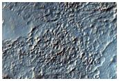 Valley Network in Noachis Terra