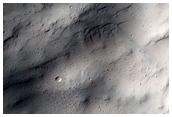 6-Kilometer Diameter Impact Crater in Noachis Terra