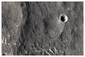 Mound in Utopia Planitia