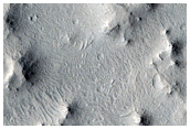 Plains and Yardang-Forming Material in and Near Viking 369S06