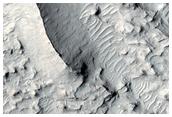 Aeolis Dorsa Deltaic Lobes