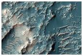 A Crater Floor in Terra Cimmeria