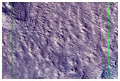 Fractured Mound in Tempe Terra