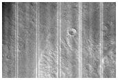 Channels in Arabia Terra