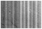 Large Rocky Region in Acidalia Planitia