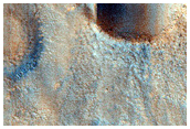 Cones and Craters in Northern Mid-Latitudes