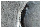 Terrain in Deuteronilus Mensae