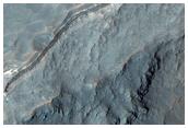 Light-Toned Layered Deposits Within Hydrae Chasma