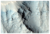 Search for Light-Toned Layering in Plains of Ius Chasma