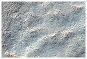 Exposure of South Polar Layered Deposits