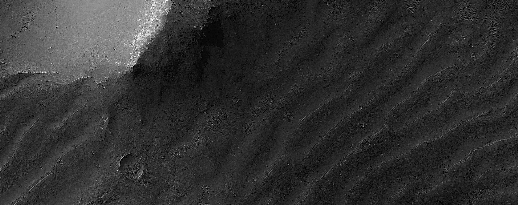 Enigmatic Canyon Dunes