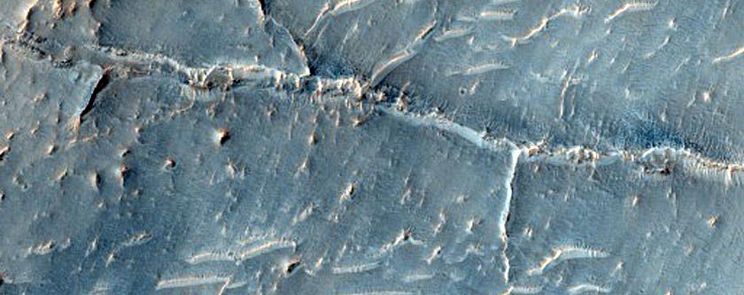 Rectilinear Ridges