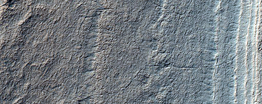 Wall of Promethei Chasma